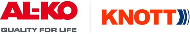 Al-Ko e Knott, peças e acessórios para a revisão e manutenção do seu atrelado